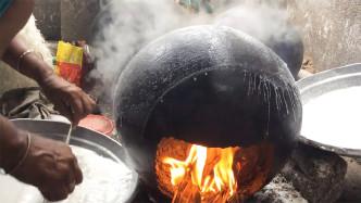印度流传500年的煎饼,是用一块破布做的?