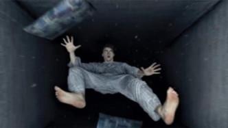 为什么睡觉时身体会突然抖一下?或者感觉在坠落?