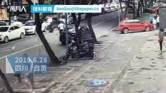 缉毒民警冒死抓毒贩被拖行20多米以命相搏引网友点赞