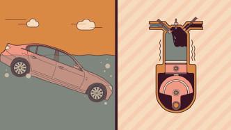 为什么汽车涉水熄火后不能二次打火?