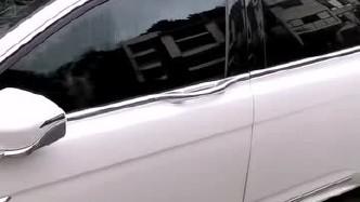 这车真是太牛了,自带密码解锁,简直就是泡妞神器啊