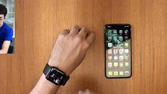 搞机零距离:Apple Watch 5体验 全天都能亮屏了