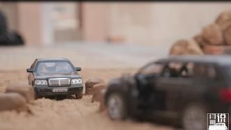 女司机过马路遇困难,大众男司机热心帮忙,一眼看出男女司机区别