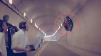车王舒马赫的车技有多厉害 360度过隧道的时候眼见为实