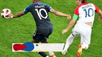 法国4-2克罗地亚 法国时隔20年再度捧起大力神杯