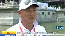 2017南京国际帆船节 玄武湖古阅武台 帆船少年乘风破浪