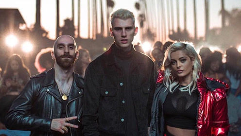 Machine Gun Kelly、Bebe Rexha、X Ambassadors《Home》