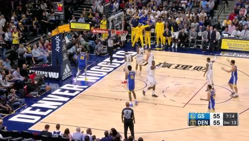 22日NBA头条 特雷杨爆砍35分埃尔南戈麦斯关键盖帽胜勇士