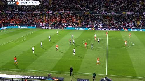 【原声】18/19欧国联半决赛:荷兰vs英格兰 加时赛