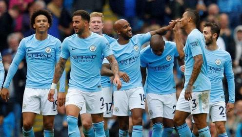 足球意味着什么?曼彻斯特城给你答案它意味着一切