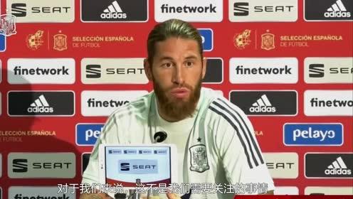 拉莫斯:梅西是世界上最好的球员之一 他让西甲和国家德比变得更好