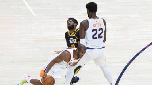 1日NBA十佳球 保罗见缝插针连线艾顿 比尔大帽扇飞拉文
