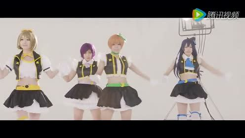 南华团 LOVELIVE!《No Brand Girls》试录版
