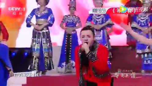 阿尔法首唱新歌《蓝色中国梦》