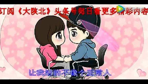 陕北人新编网络歌曲《老婆和手机》