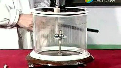 高中物理选修3-1第一章 静电场_库仑定律-演示实验