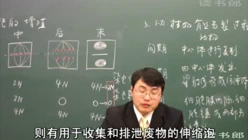 高中生物学必修一(第6章 细胞的生命历程)1 细胞的增殖