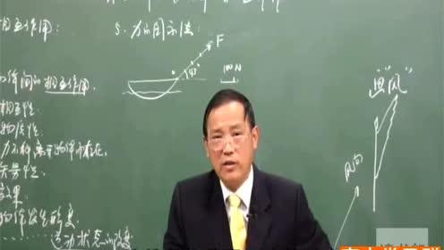高中物理必修1第三章 相互作用 1 重力 基本相互作用