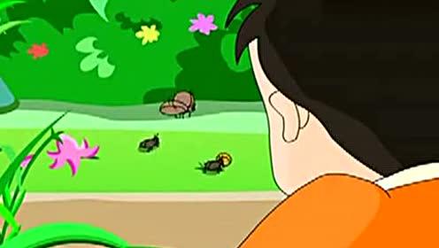 六年级语文上册3 草虫的村落(郭枫)