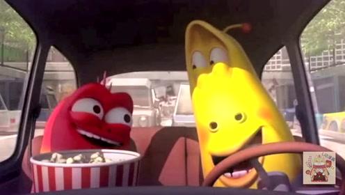 《爆笑虫子》疯狂赛车篇