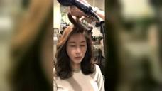 韩式纯修剪造型教程,比烫发还要漂亮呢!