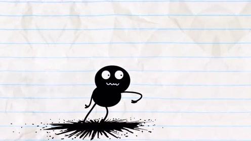 搞笑铅笔动画:炸弹是个骗子