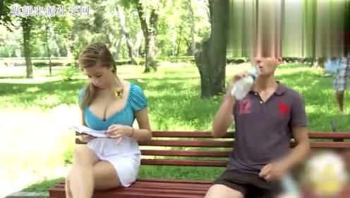 国外美女恶搞集锦搞笑视频