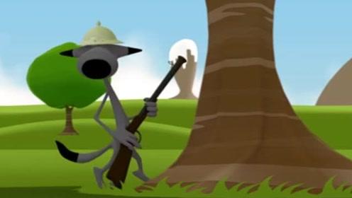 搞笑羊宝贝:野生动物园