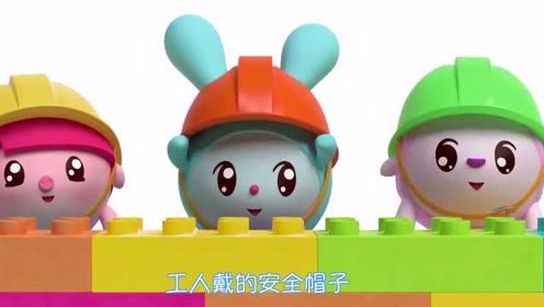 瑞奇宝宝:小小塑料真神奇呀,可以做好多好多的生活用品