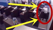 男子一人打劫银行,保安挺身而出击败劫匪,必须加工资!