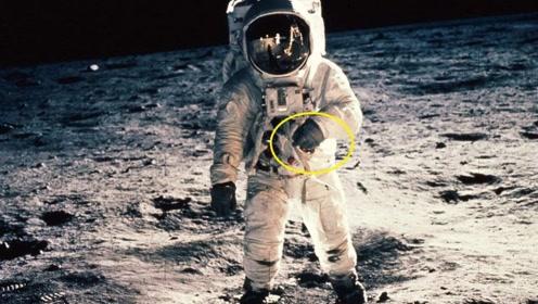 宇航员上太空要配备手枪?太空又没有外星人