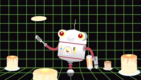动漫搞笑音乐:《煎饼机器人》,恶搞音乐MV!