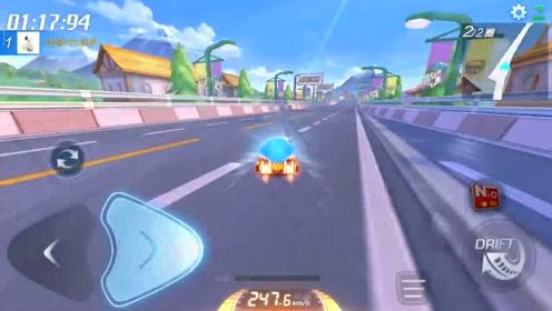 跑跑卡丁车手游:高速教学,99%的人都想知道的漂移秘密
