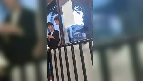 徐均朔超话音乐剧演员徐均朔,20200523,上班太帅了,昏阙
