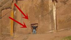 """秘鲁最神秘的""""时空之门"""",可任意穿越!科学家都不敢深入探寻"""