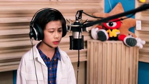 清新正太翻唱一首《冰雪奇缘》中文主题曲