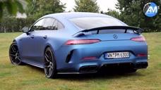 AMG GT63S全方位展示:外观、内饰、驾驶、声浪、提速、极速
