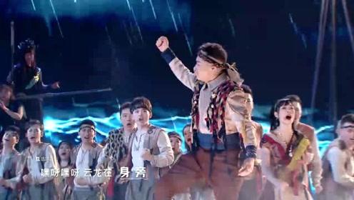"""炙热的我们:彩虹合唱团一首《乘风破浪》被直接""""封神""""!"""