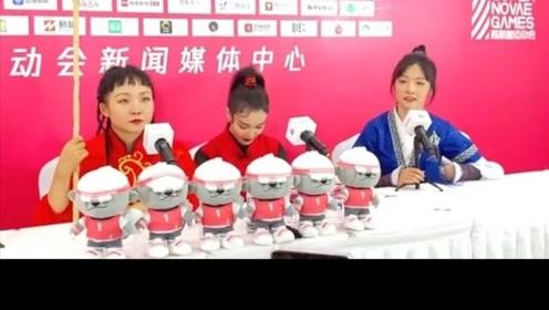 《超新星运动会》赵粤谈自己没参加SNH48总选的感受!