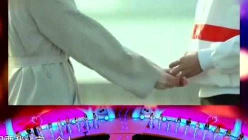 非诚:男嘉宾一段视频遭女嘉宾灭灯,黄菡都帮他说话,全场满意!