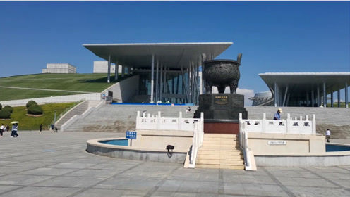 一个极具民族特色的内蒙古博物馆,呼和浩特旅游必打卡景点