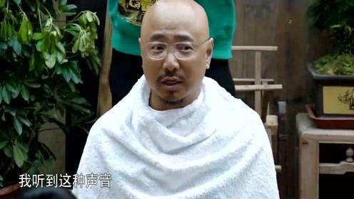 综艺搞笑名场面:何炅给徐峥洗头,画面太美不