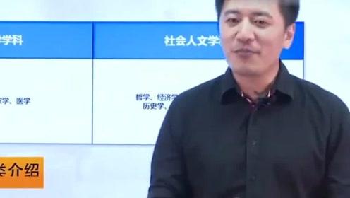 张雪峰:分析十三大学科门类,帮你轻松填报志愿,一看就明白了