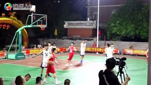 奇点Live9.9涵口下埭灯光球场落成篮球邀请赛集锦
