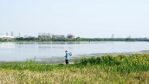 无锡长广溪国家湿地公园,环境优美,值得一游