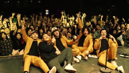 汪峰也翻唱他们的歌,复古摇滚风,带你回到80年代