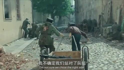 2020奥斯卡获奖影片,因疫情遗憾撤档,一部笑中带泪残酷二战电影