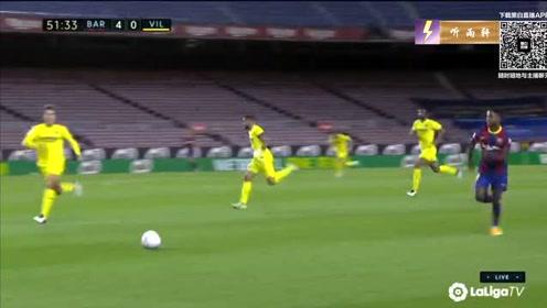 【听雨轩瑞恩】2020-21西甲3轮巴塞罗那vs比利亚雷亚尔下半场解说