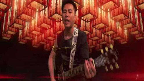 音乐才子胡彦斌激情献唱励志歌曲《煎饼侠》场面燃了起来!