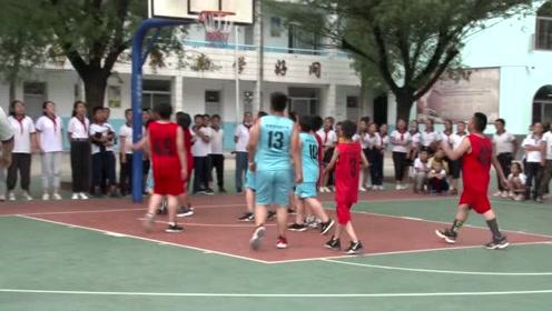 东街小学小篮球比赛集锦7.4